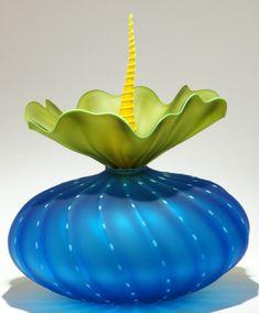 Art Glass Sculpture from Kela's...a glass gallery on Kauai