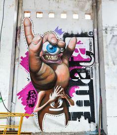 Artist: #MataOne - more art @ www.streetart.nl