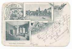 Königsberg, Schloß, Schloß-Hotel (Fremdenzimmer)
