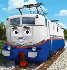 95 Ideas De Personajes Thomas Y Sus Amigos Personajes Thomas El Tren