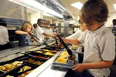Water for school kitchens
