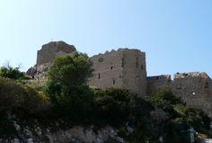 Kritinia castle Greece Islands, Rhodes, Castles, Mount Rushmore, Mountains, Nature, Travel, Naturaleza, Viajes