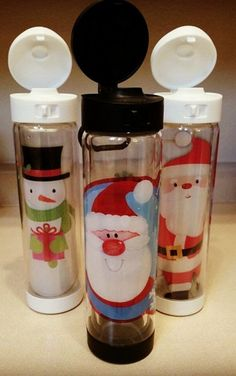 Glasstic shatterproof glass water bottles make a great stocking stuffer and we're offering special pricing now thru Christmas. Sale end 12/25/2014