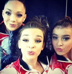 Maddie, Kendall & Kalani
