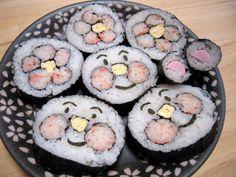 飾り巻き寿司 - Google 検索