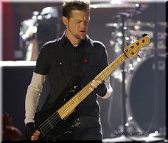 Jason Newsted - Metallica Bass player from Battle Creek
