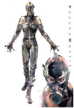 Psycho Mantis, Metal Gear Solid 1