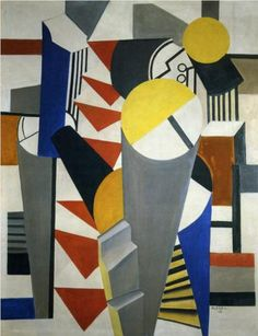 Composition - Fernand Leger