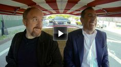 Comedians in Cars Getting Coffee with Louis C.K. (Jerry Seinfeld Web-Series)