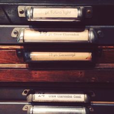 Letterpress printing on my 1907 Golding Pearl press. #letterpress #letterpresslove #printing #art #design #hello