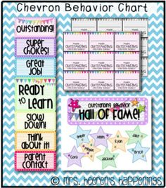 hall of fame and outstanding notes to send home to go with behavior clipchart for clipping up!