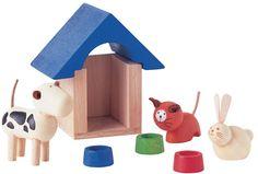 Hayvanlar & Aksesuarları (Pet & Accessories) Plan Toys
