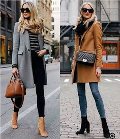 winter outfits ropa invierno Posts from fashion_jackson Winter Fashion Outfits, Fall Winter Outfits, Autumn Fashion, Cute Winter Boots, Christmas Outfits, Fashion Mode, Work Fashion, Daily Fashion, Fashion Black