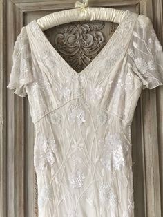 "Eliza Jane Howell ""lady delilah"" brand new sample dress. £1395 #bride #bridetobe #wedding #weddingdress #elizajanehowell #sampledress #london #teddington #surrey #richmond"