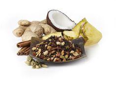 Toasted Nut Brulee Oolong Tea at Teavana | Teavana