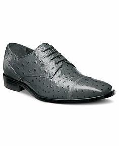 75fccef965d5 Stacy Adams Amori Cap Toe Lace-Up Shoes   Reviews - All Men s Shoes - Men -  Macy s
