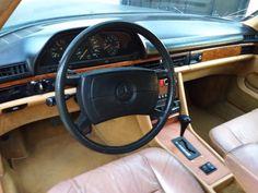 Mercedes Benz 380sec (c126, Coupe - 1984) .. - Año 1984 - 1984 km - en Mercado Libre