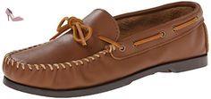 MINNETONKA - Camp Moc - Marron, Marron (Maple), 41 - Chaussures minnetonka (*Partner-Link)