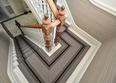 Flatweave Stripes. PNT 21 Carpet | Hartley & Tissier
