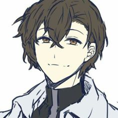 I don't think I like dazai's smile right now
