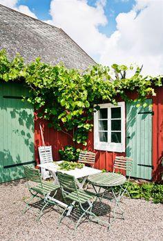 UNA CASA EN SUECIA / A COUNTRY SWEDISH HOUSE | DESDE MY VENTANA