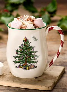 ❊ Christmas Time ❊ / hot cocoa Love this! :)