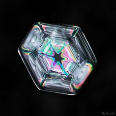 Snowflake-a-Day #54 BY Don Komarechka