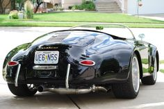 Porsche 356 Replica, Widebody