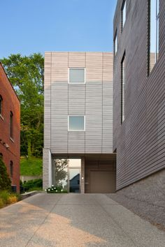 House in Cleveland, Bucchieri Architects, 2012