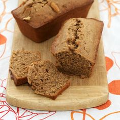 Crookneck Squash Spice Bread
