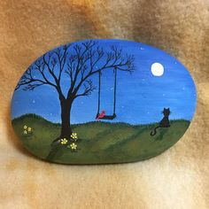 Beautiful Rock Landscaping Ideas – My Best Rock Landscaping Ideas Rock Painting Patterns, Rock Painting Ideas Easy, Rock Painting Designs, Pebble Painting, Pebble Art, Stone Painting, Painted Rock Animals, Hand Painted Rocks, Stone Crafts