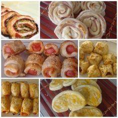 Imagen 6 Empanadas, Appetizer Recipes, Appetizers, My Recipes, Favorite Recipes, Cute Snacks, Salty Foods, Tasty, Yummy Food
