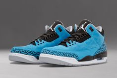 Air Jordan Powder Blue Sneaker Talk SBD