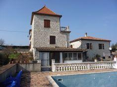 Maison  avec piscine à proximité de Puymirol... http://partirenimmobilier.fr/castelculier-47240-vente-maison-230-piscine-terrain-ref-359-313 #immobilier #maison