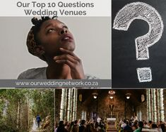 So, now that you have put together your A-list of Wedding Venues and are getting ready for your Venue Hopping Road Trip with your future hubby, don't forget to put together your list of questions... Not sure what to ask?? Here are Our Top 10 Questions to ask a Wedding Venue!