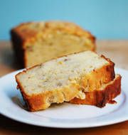 Moist banana and yogurt loaf. Carbs 4 life!! haha
