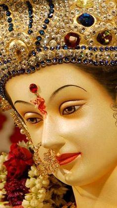 Stream Namami devi narmade ut DJ AKS 7773888247 by Dj Aks Jbp from desktop or your mobile device Lord Durga, Durga Ji, Saraswati Goddess, Shiva Shakti, Goddess Lakshmi, Shiva Hindu, Lord Shiva, Durga Maa Pictures, Durga Images