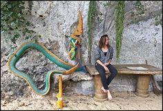 Tham Paya Nakarat Temple in Phang Nga Phuket, Cave, Temple, Caves, Temples