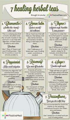 #Herbs #Herbal #Tea ♡