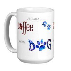 Items similar to Dog Coffee Mug - Dog Mug - Dog Coffee Art - Coffee and Dogs - Dog Mom Gift - Dog Lover Gift - Unique Coffee Mug - Cute Coffee Mug on Etsy Dog Coffee, Coffee Mugs, Animal Party, Dog Lovers, Tableware, Handmade Gifts, Dogs, Etsy, Christmas