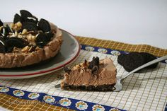 cheesecake Oreo - nut oreo cheesecake