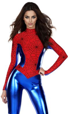 Damen Tier Cosplay Kostüm Halloween Karneval Slim Fancy Party Jumpsuit Bodysuit