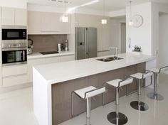 Great Indoor Designs - Glass Splashback 2012