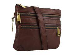 a0ae3 Fossil Handbags 41z8nIK2twL FOSSIL Explorer Crossbody Color: Espresso