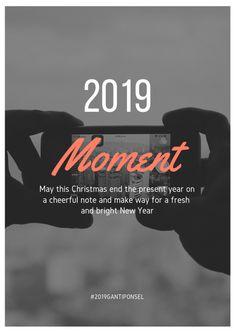 Selamat hari natal dan selamat tahun baru. .3   Caption Gambar Ucapan Selamat Tahun Baru 2019 Happy New Year Gif, Cheer, In This Moment, Movie Posters, Xmas, Humor, Film Poster, Billboard, Cheerleading