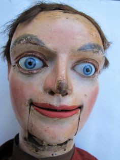 Ventriloquist Figure...this creeps me out so bad! I think I went on a blind date with him in college.