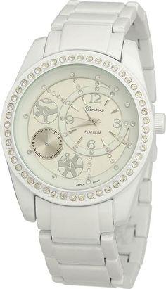 I want! I love white watches! I have three already.
