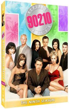 Beverly Hills 90210 - Series 9 (DVD, Set, Box Set) for sale online Vanessa Marcil, Beverly Hills 90210, Lindsay Price, Dvd Film, Jennie Garth, Luke Perry, Stress, Thing 1, Old Tv Shows