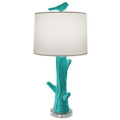 Birdie Accent Lamp from The Project Nursery Shop