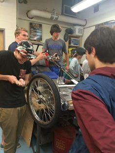 Meet the Darien High School Fuel Cell Team, a group of Connecticut students who are building their own hydrogen fuel cell electric vehicle! There's just one catch: They need to raise money for a new fuel cell in time to compete at the Shell Eco-Marathon in April. Learn more about these enterprising kids and how to support their project.